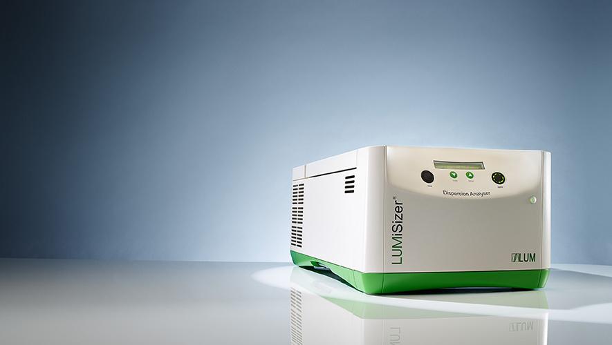 LUMiSizer稳定性分析仪