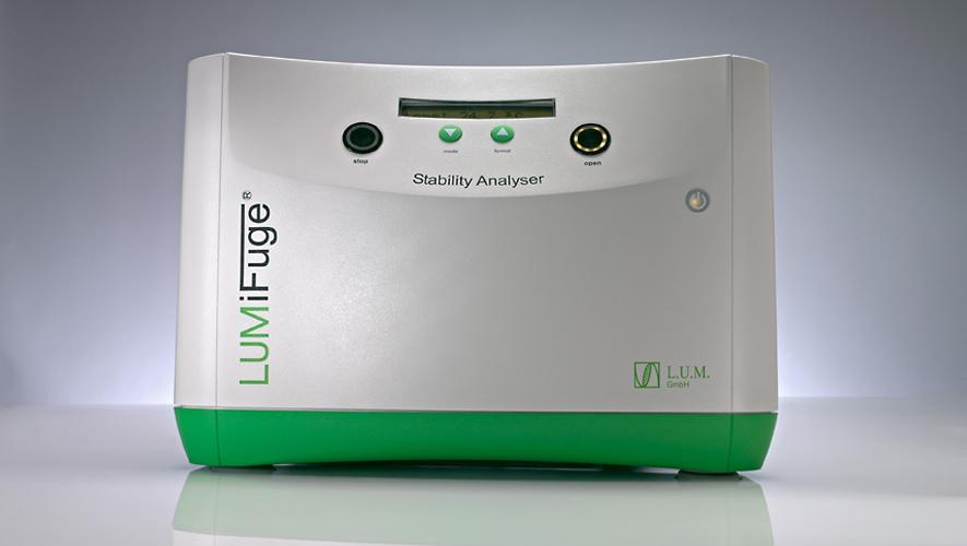LUMiFuge稳定性分析仪